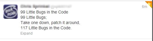 Fragile Code